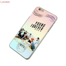 BTS Phone Case iPhone X 10 8 7 6 6s Plus 5 5S SE 5C 4 4S