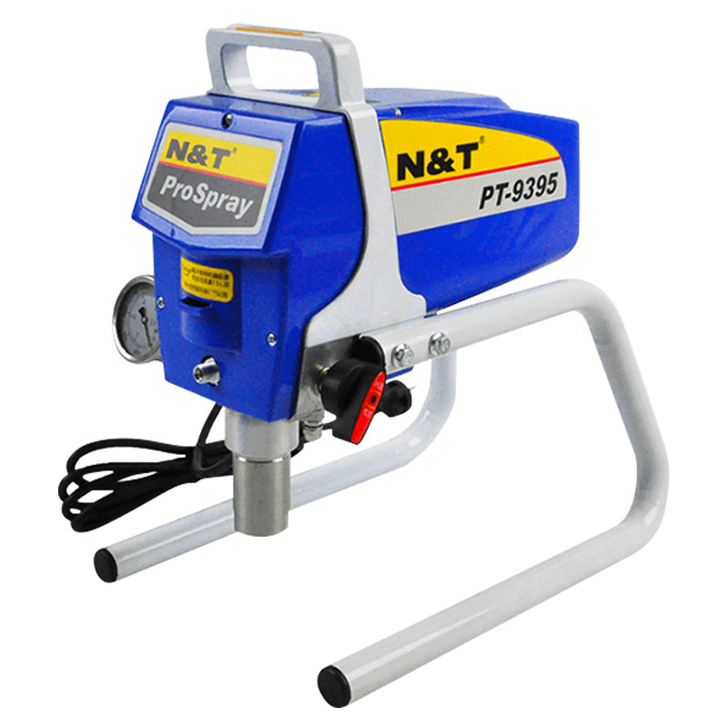 High pressure airless spraying machine Professional Airless Spray Gun Airless Paint Sprayer Wall spray PT 9395