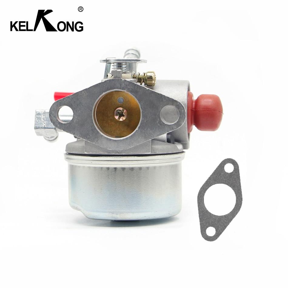 KELKONG Carburetor Fit For Tecumseh LV195EA LV195XA LEV105 LEV120 Replace Tecumseh Carb 640350 640271 640303 Mower 6.75HP Engine