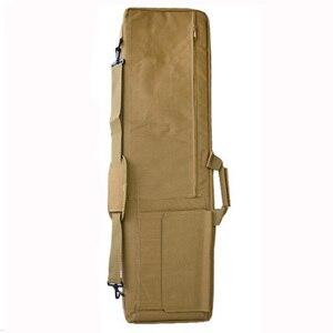 Image 2 - 전술 사냥 액세서리 소총 총 케이스 85 cm/100 cm 육군 군사 airsoft 슈팅 페인트 볼 총 가방 소총 보호 가방