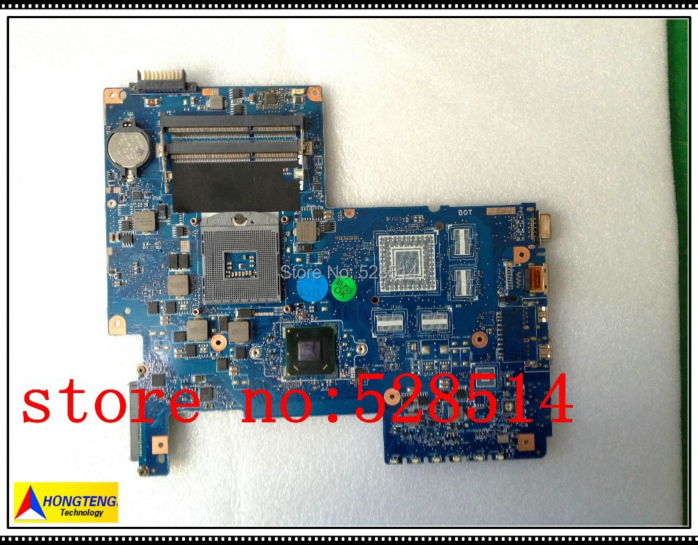 Original 08n1-0na1j00 for toshiba l775 laptop motherboard hm65 100% Test ok