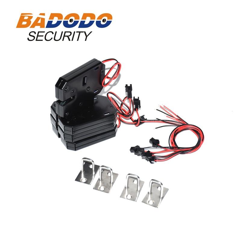 5pcs per pack 201 model 12V Open Frame Type Electronic door lock 12V/2A for cabinet locks/solenoid locks/drawer