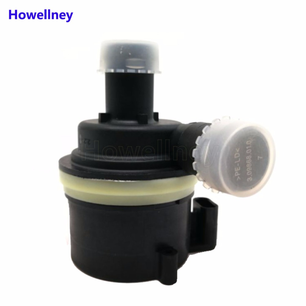 3Pcs Auxiliary Water Pump For Audi A5 A4 A6 Q5 Q7 VW Touareg Amarok 059121012B