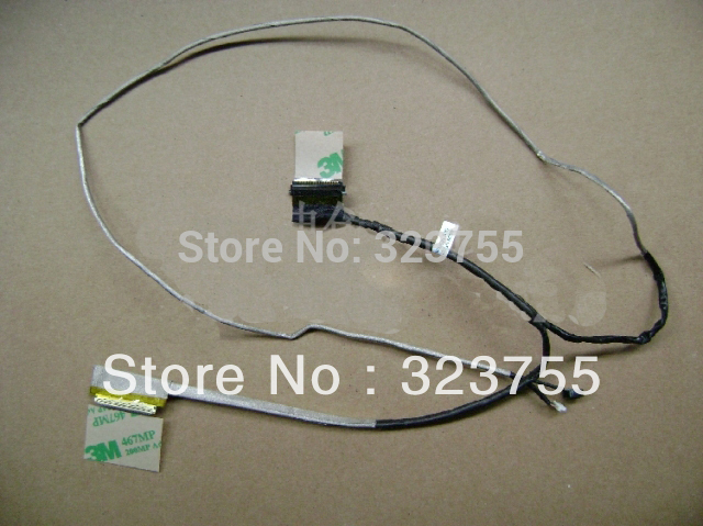 NEW LCD Video Cable  FOR ASUS U30 U30J U30JC UT30J U30S LAPTOP, free shipping new for acer aspire 3935 ms2263 as3935 3935g laptop lcd video cable 50 4bt06 001 free shipping