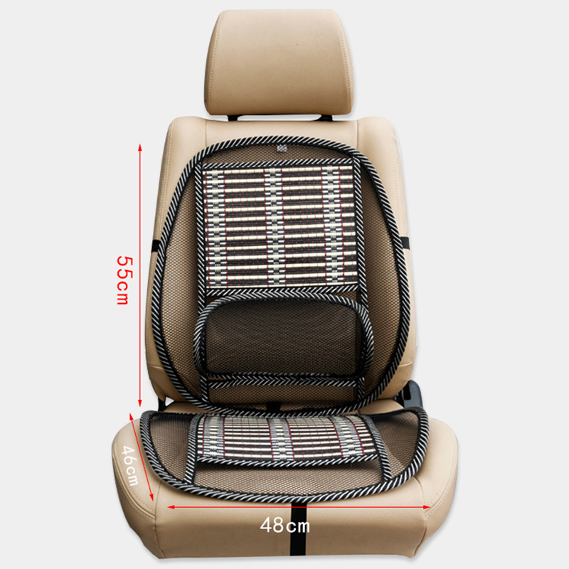 office chair comfort accessories first years high 1pcs car seat massage back lumbar support mesh ventilate cushion pad auto interior waist supports in from