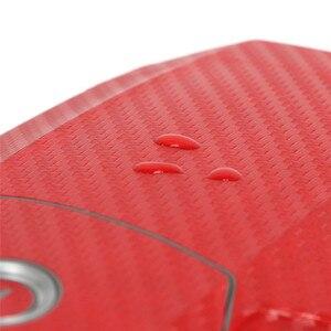 Image 3 - Pvc grão de carbono adesivos pele para dji mavic 2 pro & zoom drone decalque bateria remoto braço envoltório