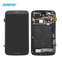 100 Test Black For Samsung Galaxy Mega 6 3 I9200 I9205 LCD Display Touch Screen Digitizer