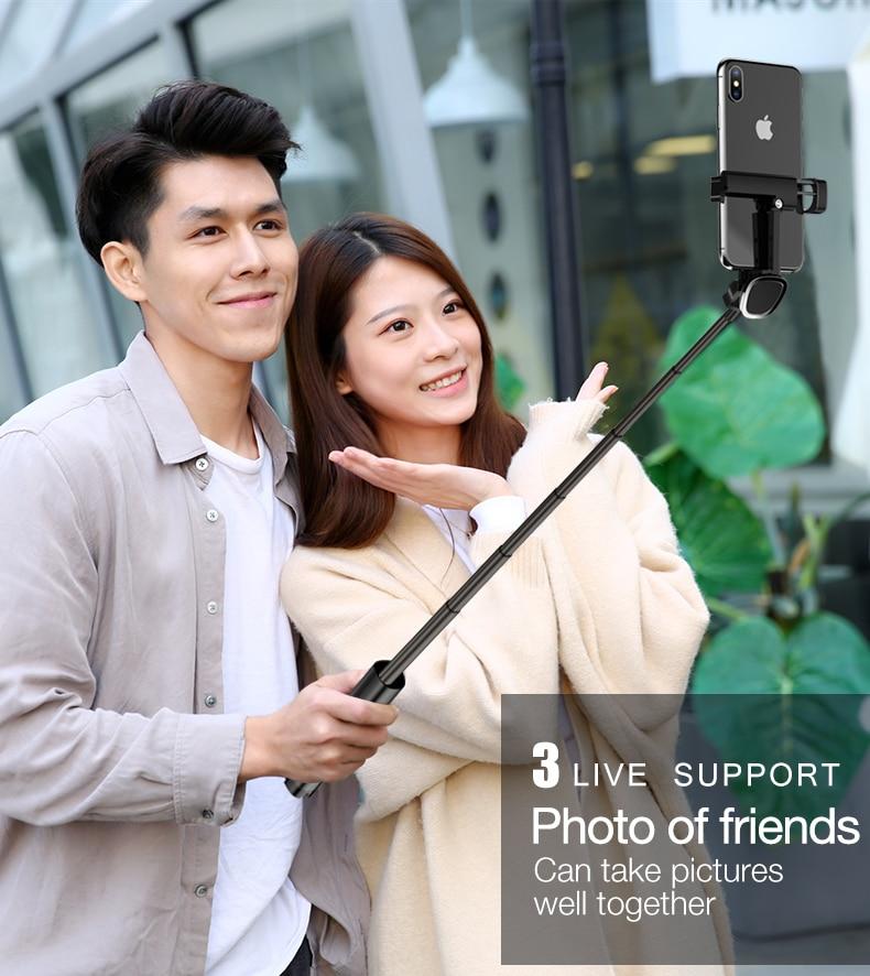 Bluetooth Selfie Stick (10)