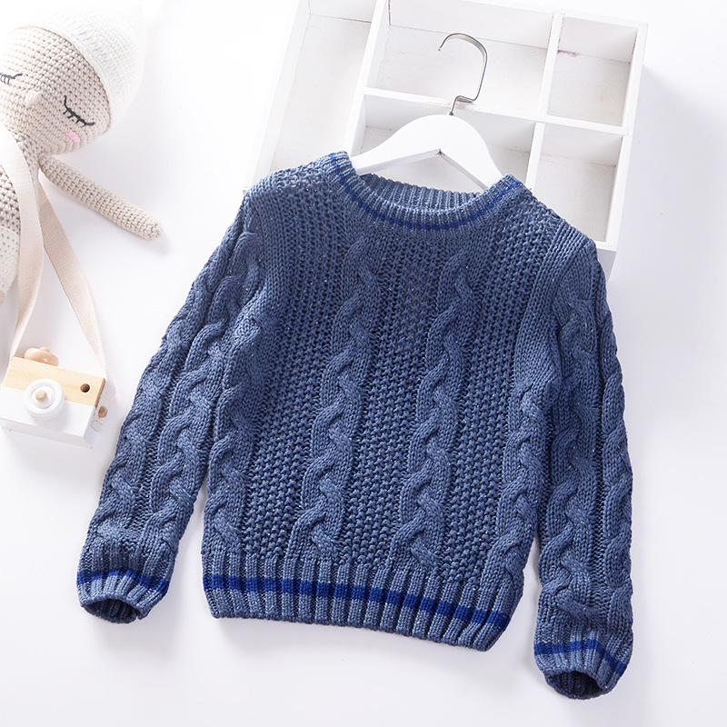 Fastest shipping christmas sweaters for children boys in Hairs Style