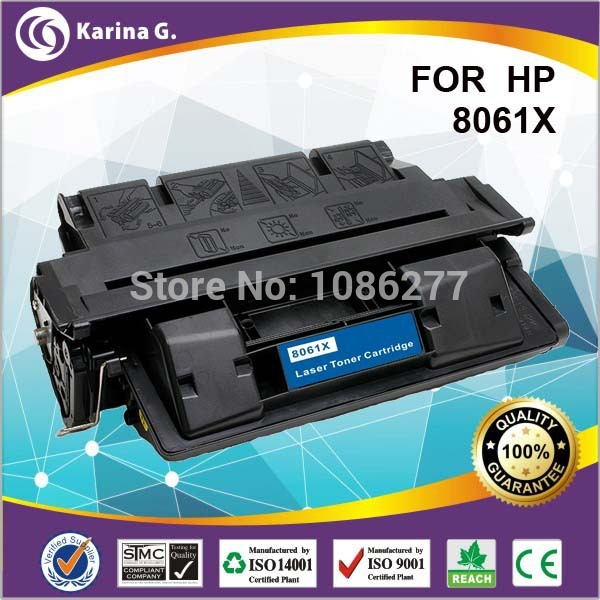 high page yield laser toner cartridge 61x  8061x  for hp C8061x for HP Laser Jet 4100 4100N 4100TN 4100MFP  цена и фото