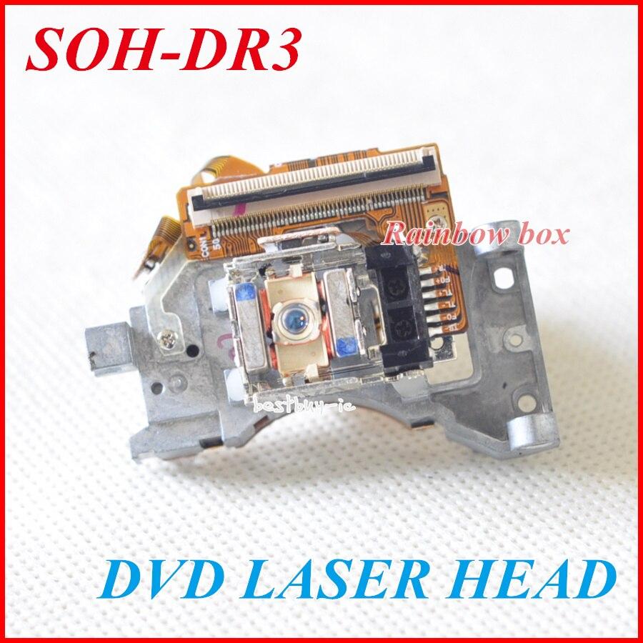 SOH-DR3 Laser Lens Lasereinheit SOHDR3 Lecture Optique Bloc Optique Pour Samsung DVD SOH DR3