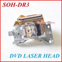 SOH DR3 laser lente lasereinheit sohdr3 optique do bloco de captação ótico para sam sung dvd soh dr3