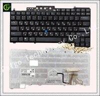 Russian Keyboard For Dell Latitude D620 D630 D631 D820 M65 D830 PP18L RU