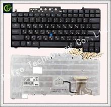 Original Russische Tastatur für Dell Latitude D620 D630 D631 D820 M65 D830 PP18L RU