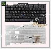 Tastiera Russa originale per Dell Latitude D620 D630 D631 D820 M65 D830 PP18L RU