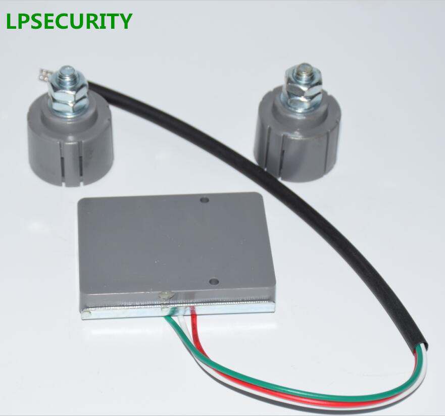 LPSECURITY magnetic limit switch kit for sliding gate opener motor lpsecurity sliding gate opener motor