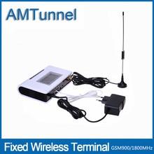 Terminal GSM GSM Fijo Teléfono Telefono fijo GSM Fijo Teléfono con PANTALLA LCD para el teléfono de escritorio Inalámbrico PBX PABX