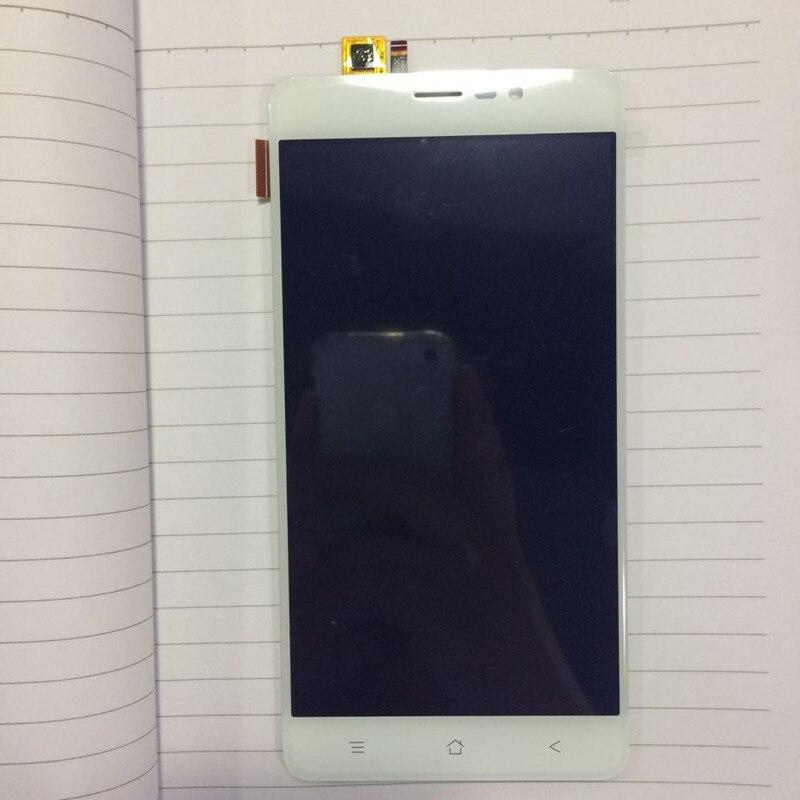 Para blackview a8 max teléfono móvil lcd + touch screen asamblea del digitizador