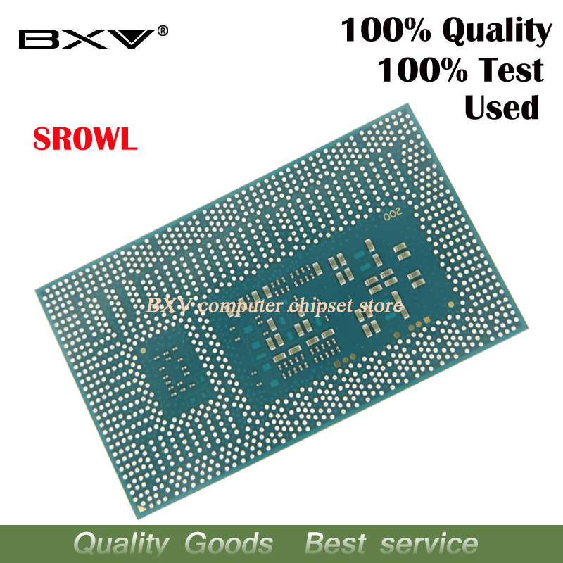 SR0WL i3-3120ME i3 3120ME bga chip reball with balls IC chips 100% test very good product SR0WL i3-3120ME i3 3120ME bga chip reball with balls IC chips 100% test very good product