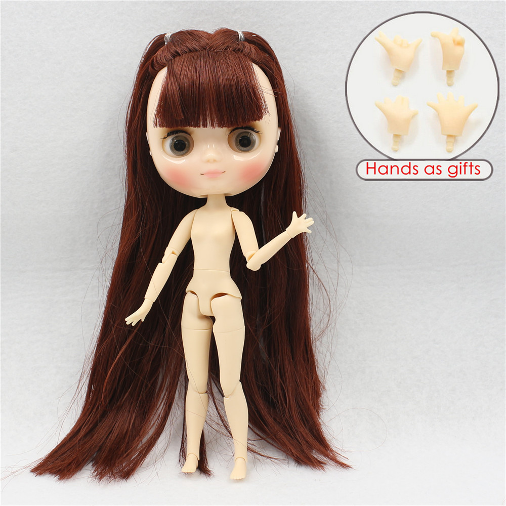 Middie Blythe Doll Jointed Body 20cm 2