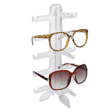 New 5 Layers Glasses Eyeglasses Sunglasses Show Stand Holder Fashion Frame Display Rack 88 88 KQS