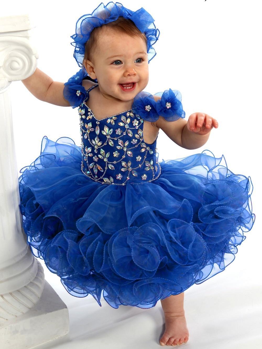 Blue Baby Dress Dress Yp