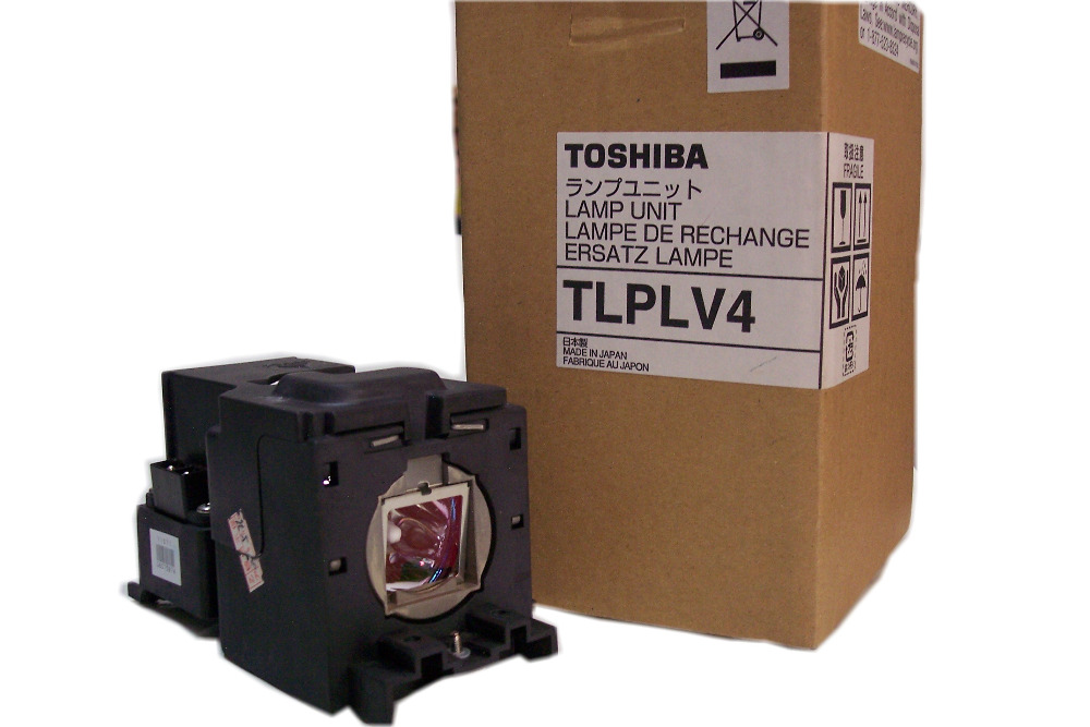 Projector Lamp with housing TLPLV4 for TOSHIBA TDP-S20 / TDP-S21 / TDP-SW20 replacement compatible projector lamp bulbs tlplv4 for tdp s20 tdp s21 tdp sw20 tlp s20 tlp s21 tlp sw20 etc happybate
