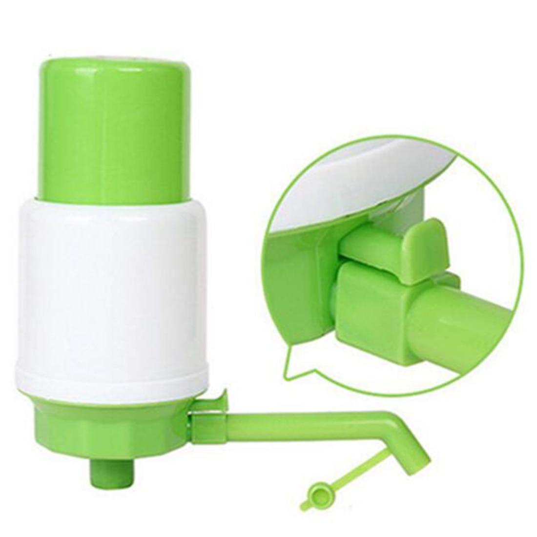 Best Seller Random Color Household Manual Water Bottle/Jug Hand Pump Hand Press Dispenser 4