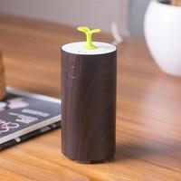 Mini USB Car Air Humidifier Portable Aroma Diffuser Ultrasonic Aromatherapy Essential Oil Diffuser Mist Maker Fogger
