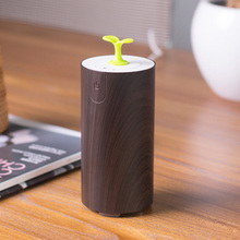 Mini USB Car Aroma Diffuser Ultrasonic Aromatherapy Essential Oil Diffuser Mist Maker Fogger Small Air Conditioning Appliances