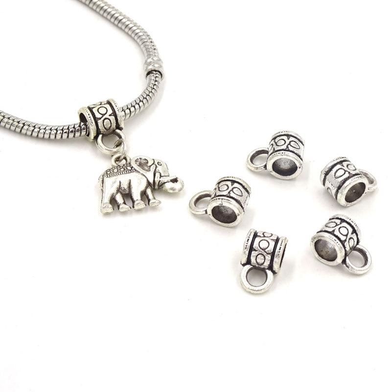 11 5 7mm Metal Connector Jewelry Fit Charm Bracelet Sieraden