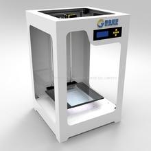 Принтер 3D HBear500 3D печатная машина трехмерная USB порт LAN порт PLA ABS Материал светодиодный экран imprimante 3D