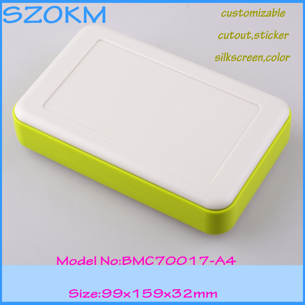 1 piece free shipping electronics project box plastic electronics enclosure 99x159x32 mm
