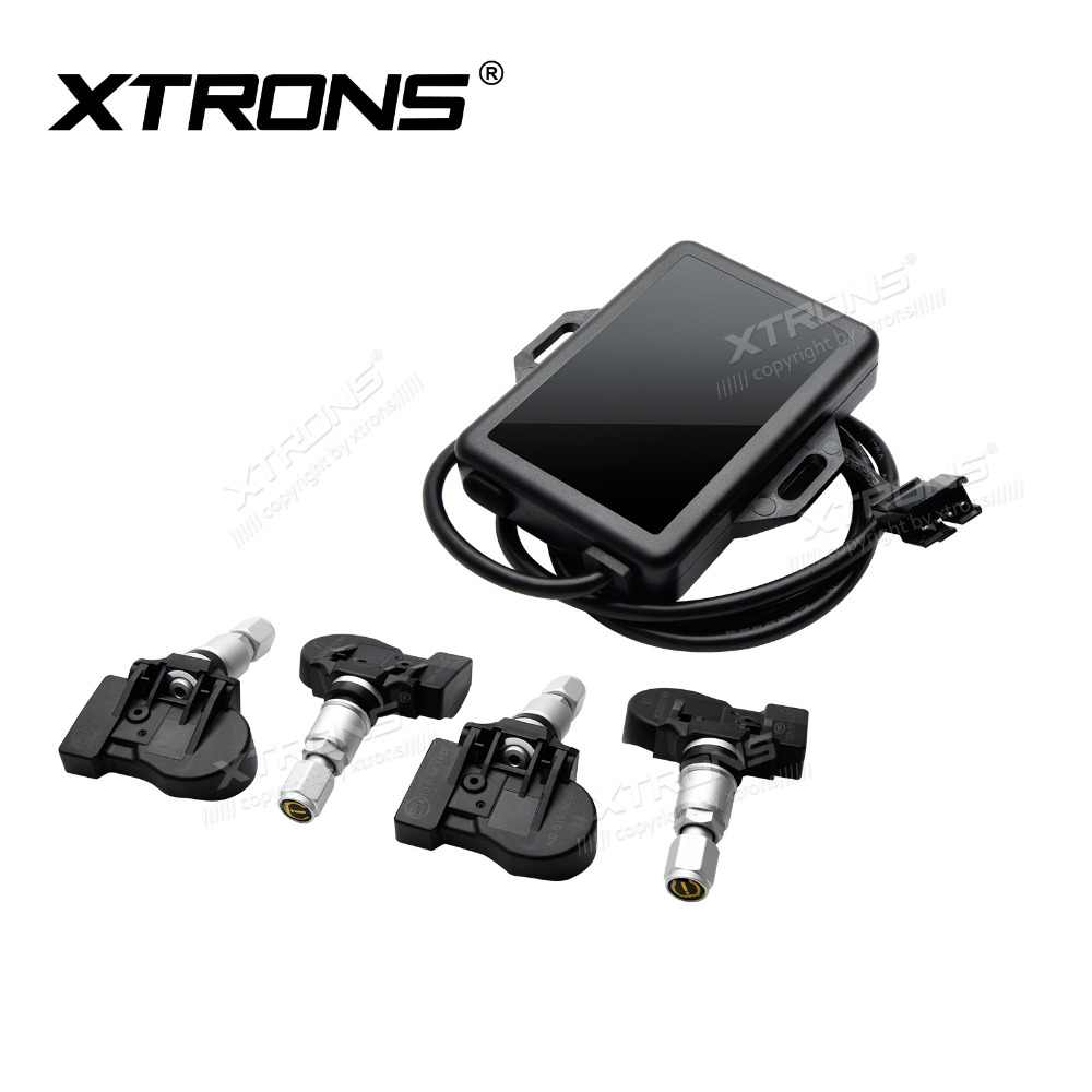 XTRONS TPMS05 車の自動車 TPMS 用タイヤ空気圧モニタリングシステム XTRONS Android ユニットセンサー故障警告