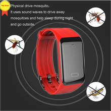 physic Summer Ultrasonic Mosquito Repellent Bracelet Pest Insect Control Anti-mosquito Wristband Children Safety Killer