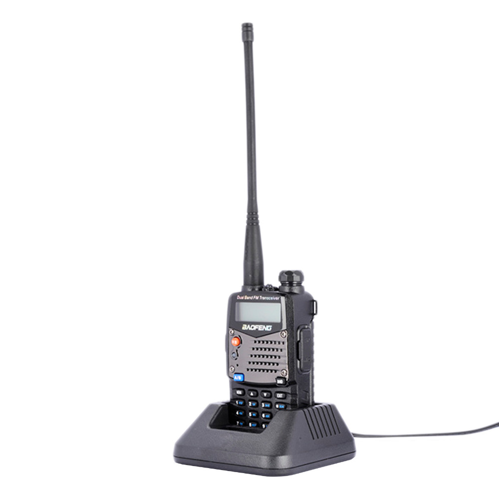 bilder für Original BAOFENG UV-5RA Funkgeräte Walkie Talkie Dual Band Tragbare CTCSS DCS FM Radio zweiwegradio