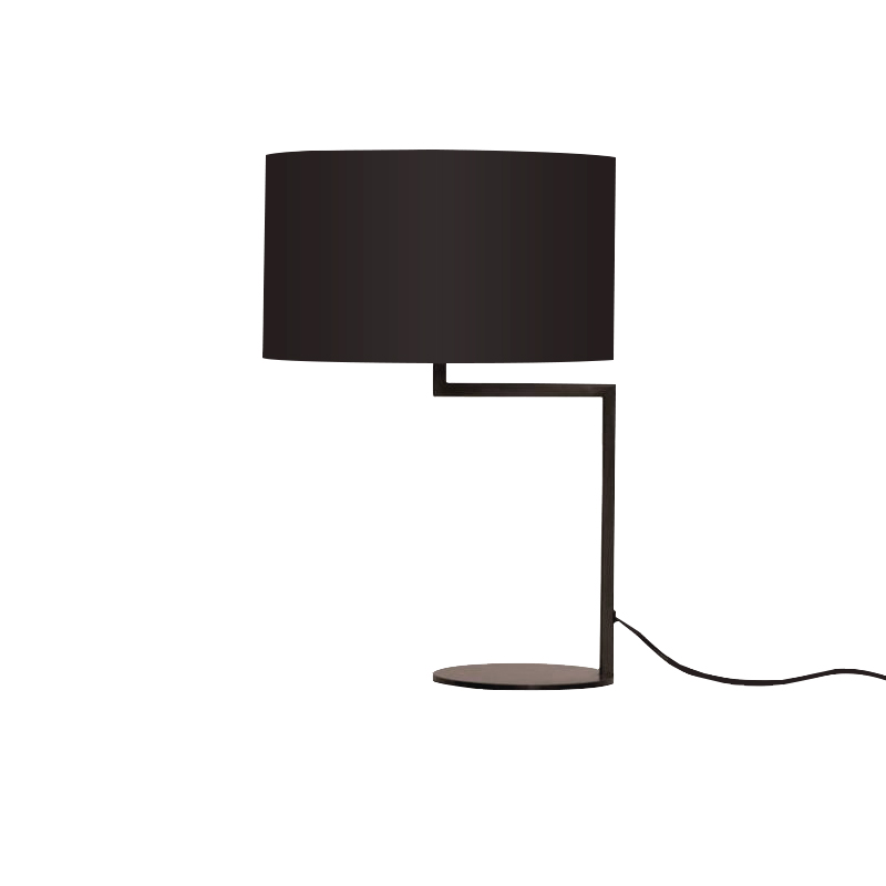 Creative desk lamp light desk lamp American research room A1 simple bedroom bedside lamp decorative lamp m