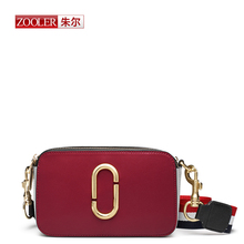 ZOOLER Brand NEW 2016 Genuine Leather Casual Fashion Shoulder Bag Women Bag Messenger Bags Female