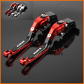 For DUCATI STREETFIGHTER 848 STREETFIGHTER/S Motorcycle Accessories CNC Aluminum Folding Extendable Brake Clutch Levers