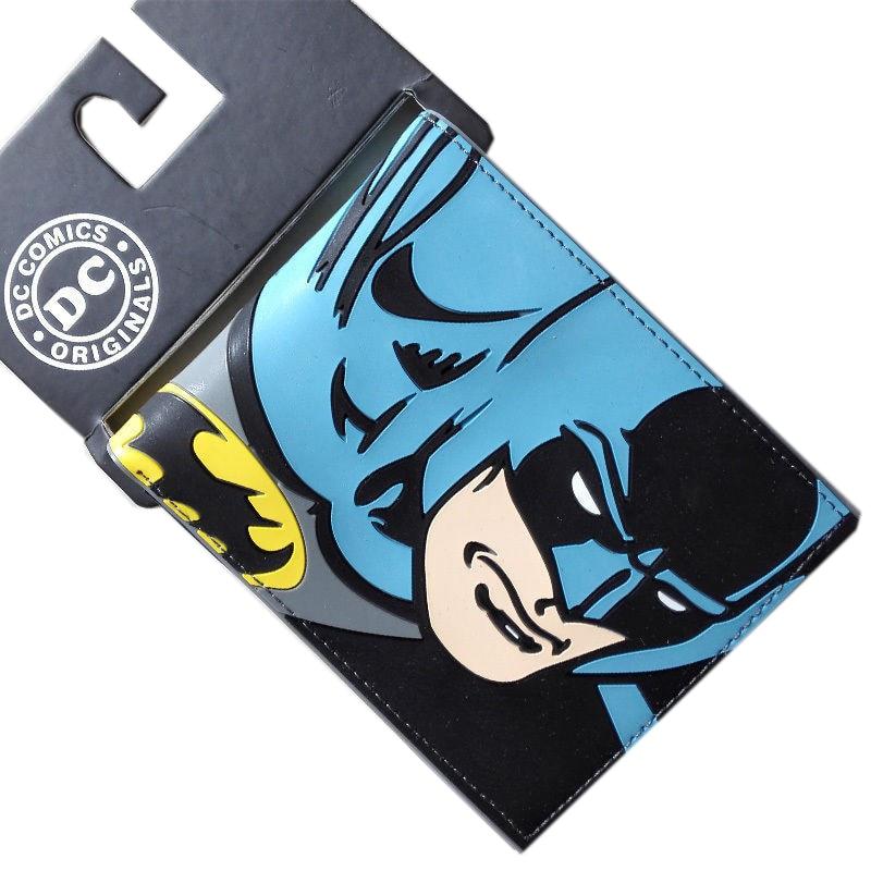 DC super hero Batman Superman, wonder woman around the Green Lantern flash cartoon wallet wallet