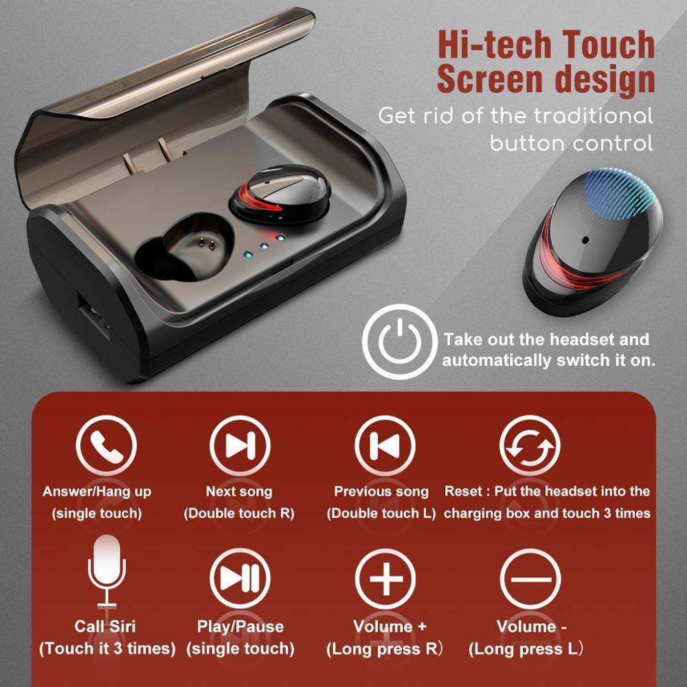 T8 TWS Wireless Earphones