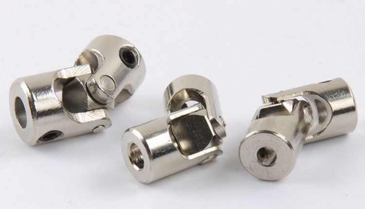 10pcs 4*4mm/5*4mm/4*3mm/5*5mm/4*3.17mm/6*6mm Metal Universal Joint For RC Cars Boats DIY toy accessories cardan joint P3