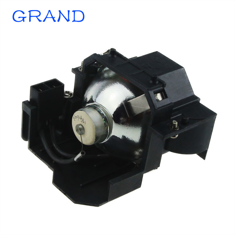 ELP42 Náhradní lampa s pouzdrem pro EMP-280/400 / 400W / 400WE / 410W / 822 / 822H / 83 / 83C / 83H / 83HE / X56; Projektory GRAND