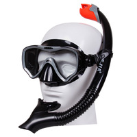 New Arrivals Professional Diving Mask Snorkel Glasses Breathing Tube Set Swimming Fishing Goggles Water Equipment Diving Glasses