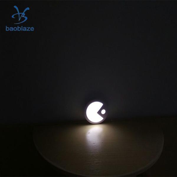 LED Motion Sensor Light Under Cabinet Lighting Wall Activated Light Sensor