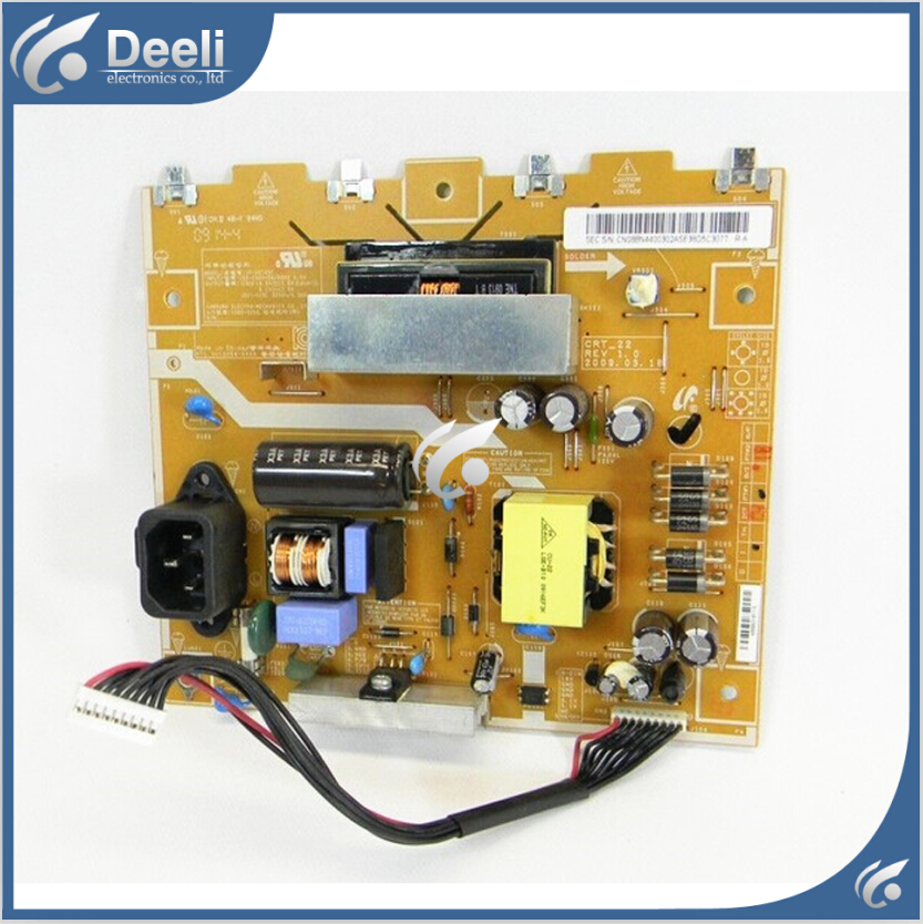 100% New original for Power Supply Board CRT-22 IP-55145T BN440030BS good Working good working original used for power supply board led50r6680au kip l150e08c2 35018928 34011135