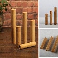 Экологичный Дорожный Чехол ручной см работы 21 см бамбуковая зубная щетка трубка портативная дорожная упаковка натуральная бамбуковая трубка для зубной щетки 1 шт
