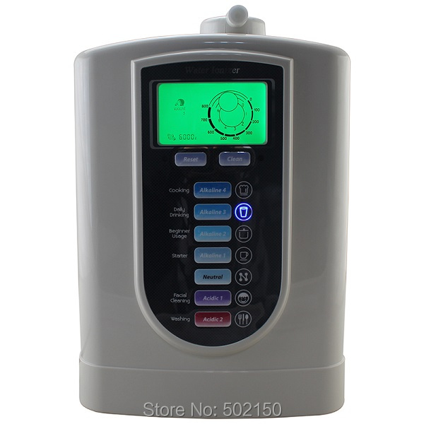 Healthy alkaline water Ionizer machine with Continuous electrolysis system for home use цены онлайн