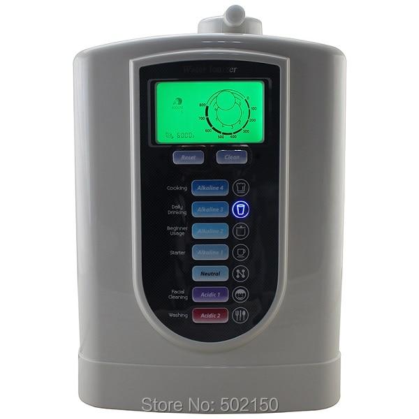 Sano macchina Ionizzatore acqua alcalina con il Continuo elettrolisi sistema per uso domestico