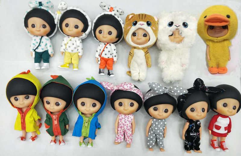O envio gratuito de Estilos IXDOLLS 13 BJD boneca com roupas, GRANDES OLHOS cabeça Moda Adequado Para As Meninas de presente de aniversário de natal BRINQUEDO SD